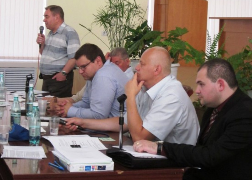 Председатели домкомов в Смоленске объединились в ассоциацию