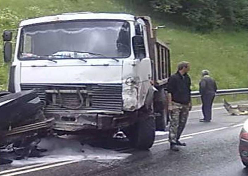 В Смоленском районе в ДТП есть погибшие