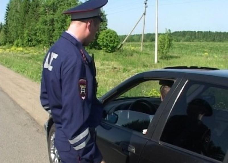 Госавтоинспекция провела «сплошные» проверки в районе Катыни и Пригорского