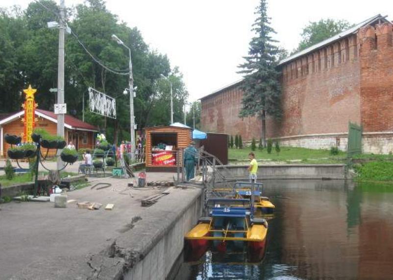 В Лопатинском саду откроется новый пункт проката катамаранов