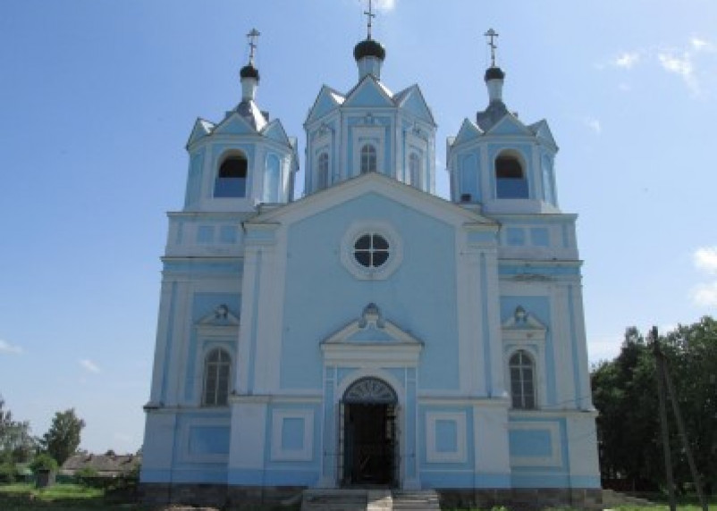 Завершаются ремонтные работы в Демидовском Успенском соборе