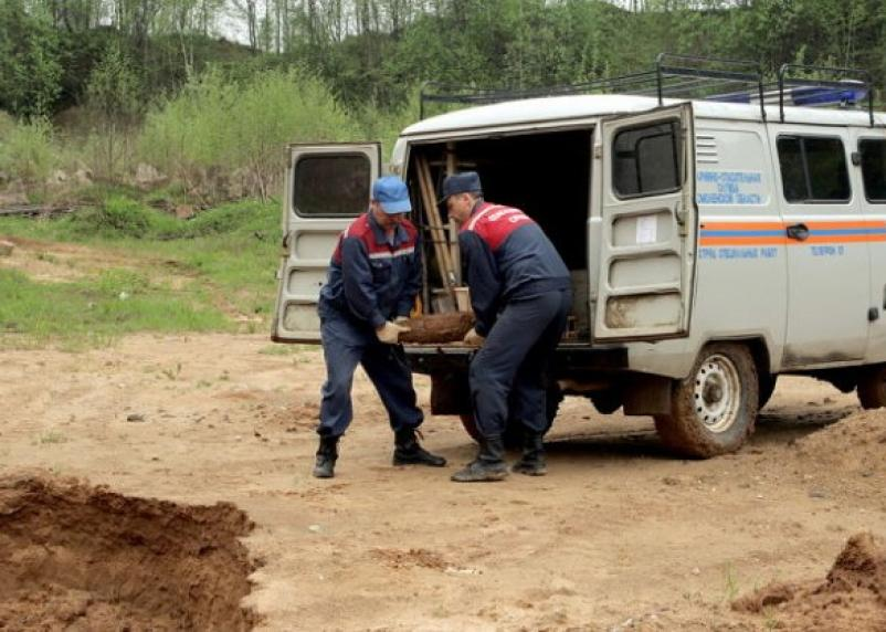 На Смоленщине найдено рекордное количество взрывоопасных предметов ВОВ