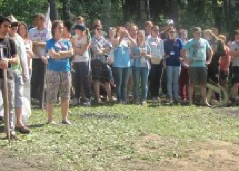 В Смоленском районе прошел международный волонтерский туристический слет