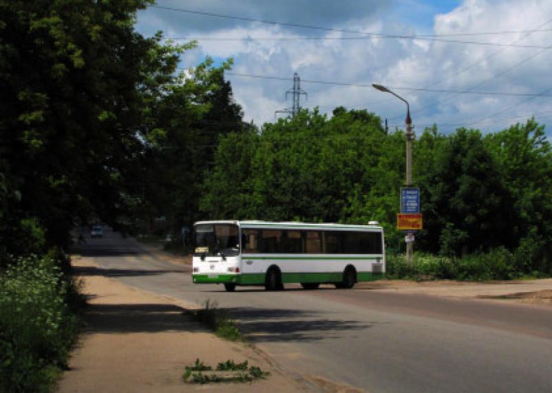 В Смоленске изменилось расписание движения автобуса №12 и путь следования автобуса № 24