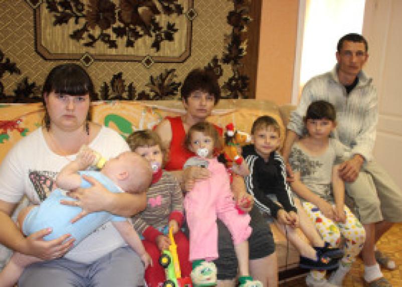 Смоленск приютил украинских беженцев