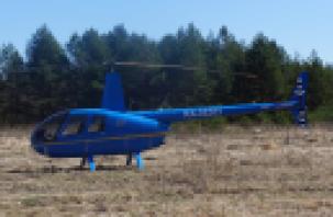Воздушный патруль в Смоленске
