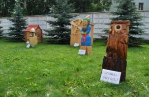 Смоленские осужденные подарили детям сказку