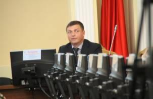 Прокуратура направила в суд иск о снятии с должности Николая Алашеева