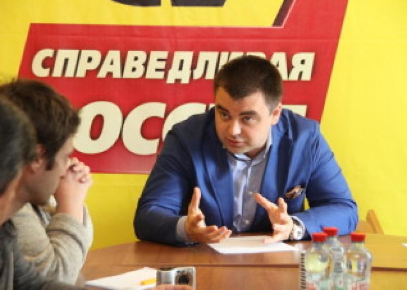 Алексей Казаков встретился с интернет-сообществом Смоленска
