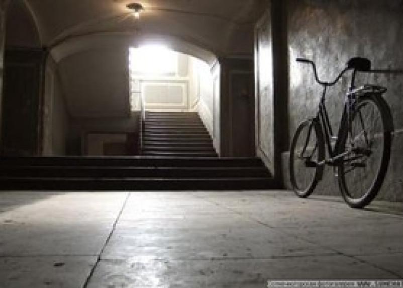 Десногорские полицейские задержали велосипедного вора