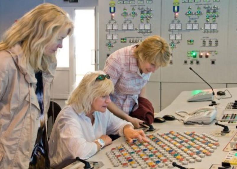 Смоленские учителя посетили АЭС