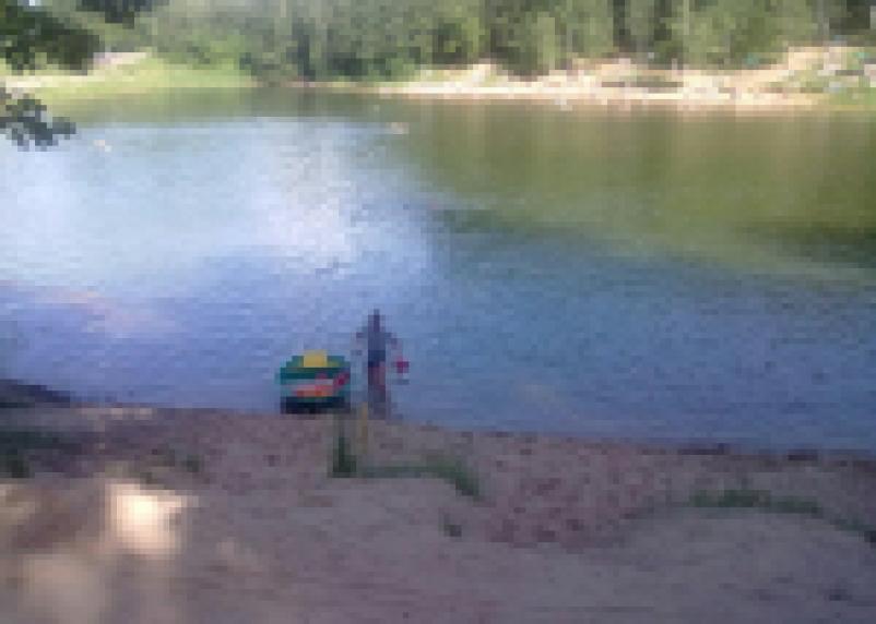 В Реадовском озере утонул мужчина