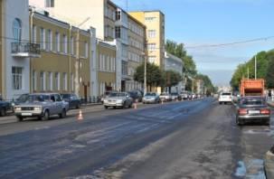 Улицу Дзержинского закроют