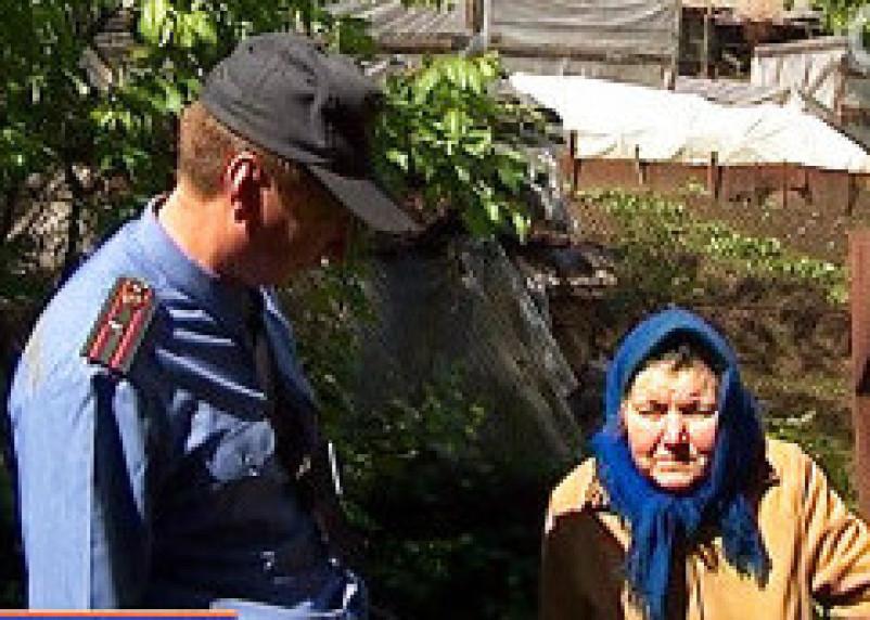 В Вязьме задержаны двое молодых людей, ограбивших пенсионерку