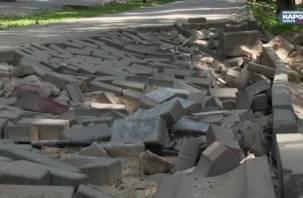 Кто наведет порядок в парке 1100-летия Смоленска?