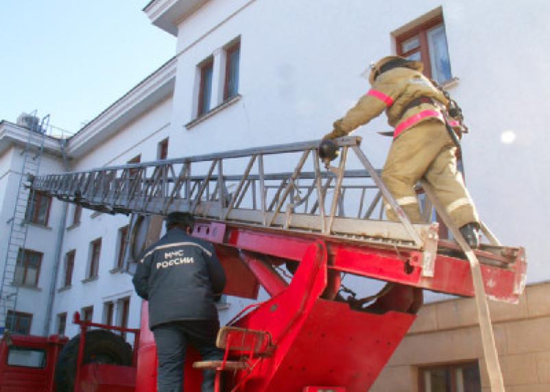 Улицу Дзержинского закрою из-за масштабных учений МЧС