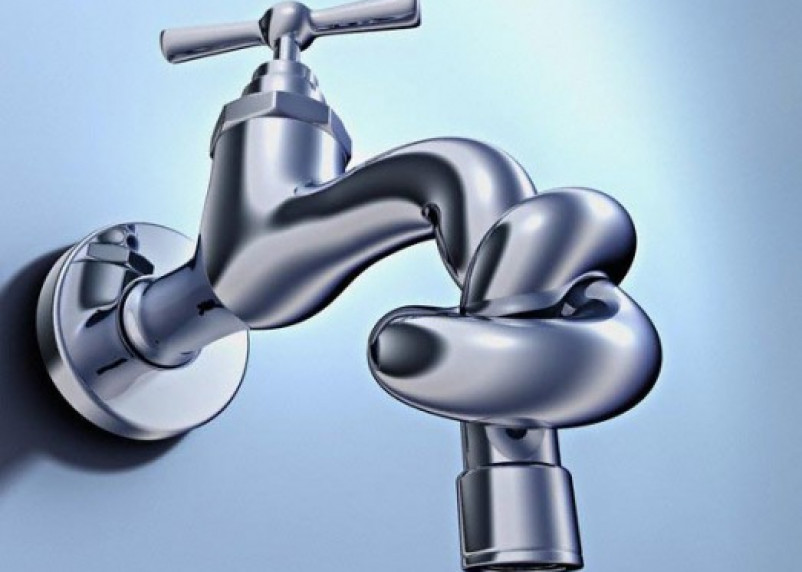 Очередное отключение холодной воды