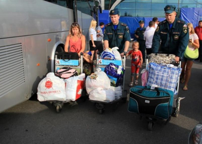 В Смоленской области открываются пункты помощи переселенцам
