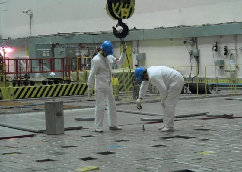 Смоленские атомщики включили в сеть энергоблок