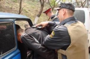 В Смоленске раскрыт грабеж за Городянским рынком