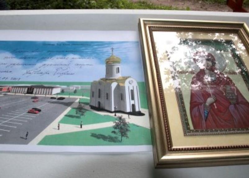 В Смоленске будет построен новый храм