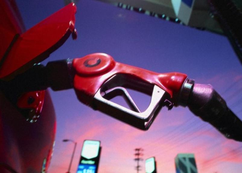 Бензин идет в рост