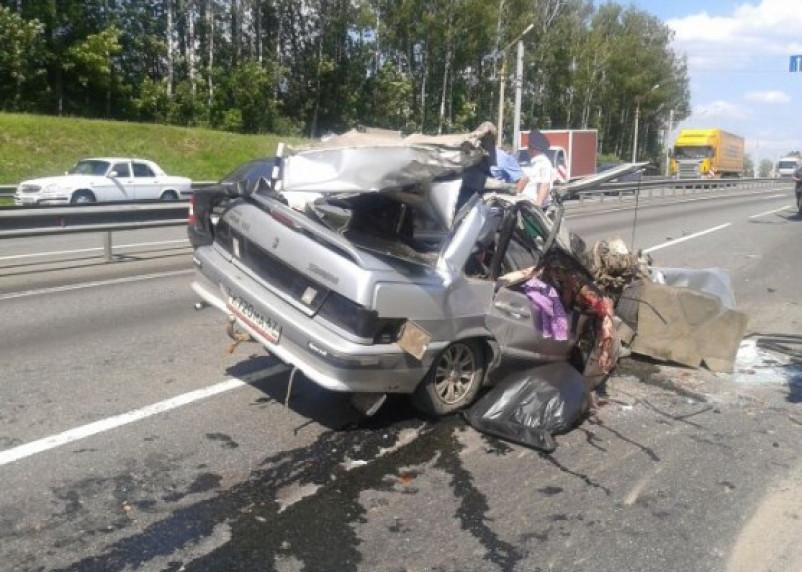 ДТП в Ярцевском районе унесло жизни 2 человек
