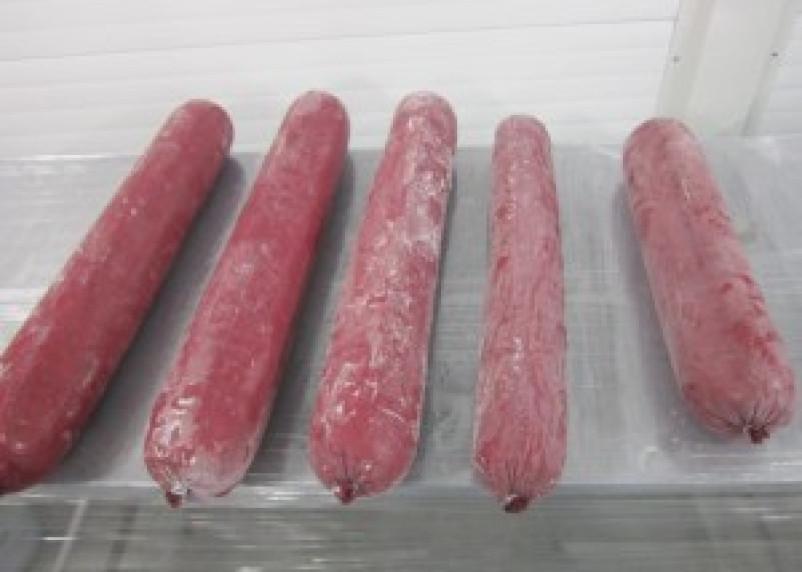 Через Смоленск не допустили перевозку 19 тонн испанского свиного шпика