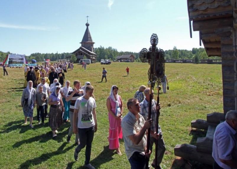 На Смоленщине отпраздновали День Крещения Руси
