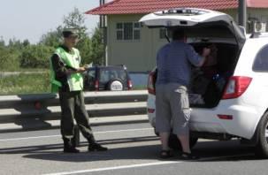 Более одного миллиона рублей – за незаконное пересечение границы