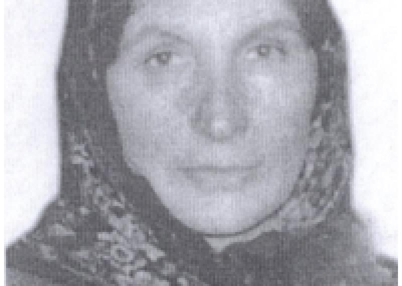 Смоленская полиция просит помощи в розыске 74-летней женщины