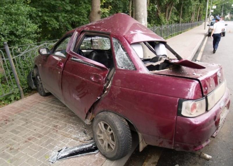 За минувшее воскресенье в Смоленской области поймано почти 60 пьяных водителей