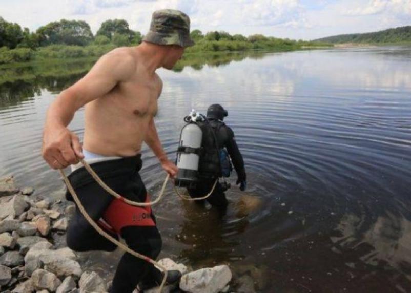 В Новодугинском районе утонул мужчина