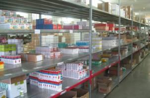 Администрация Смоленской области продает акции «Смоленск-Фармации»