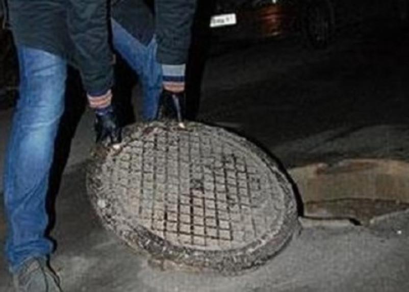 В Смоленской области нашли вора канализационных люков