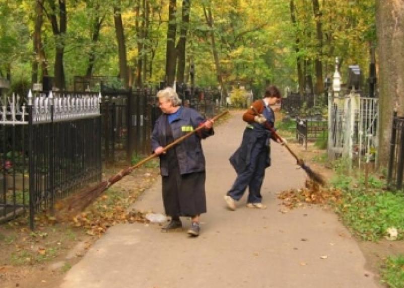 Главы районов наведут порядок на кладбищах
