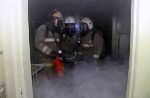 МЧС опровергло информацию о пожаре в детской больнице
