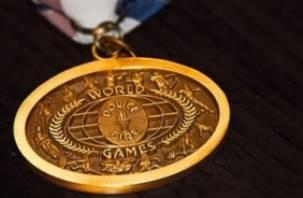 Смоленские полицейские завоевали золото и серебро в Брюсселе
