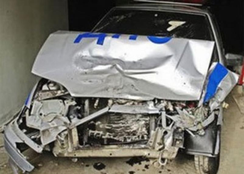 Сотрудник полиции погиб в ДТП по вине пьяного водителя