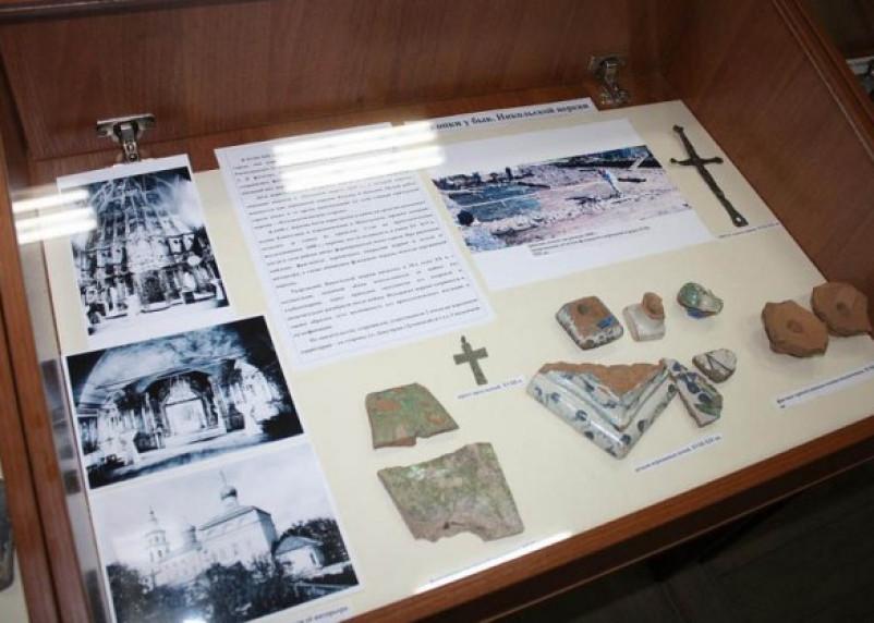 В Вязьме открылась историческая выставка