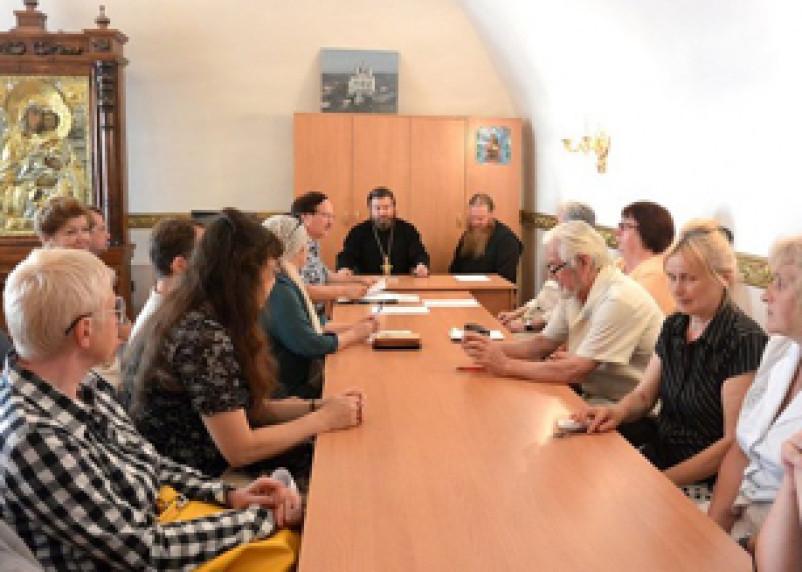 Православные писатели объединились