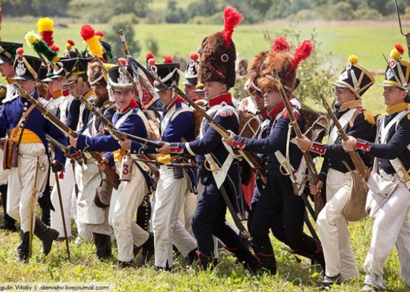 В Кардымовском районе покажут сражение 1812 года