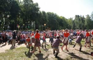 В Пржевальском прошел День поселка