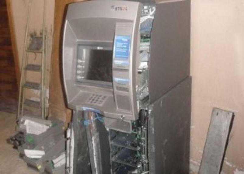 В поселке Гусино из банкомата украли 7 миллионов рублей