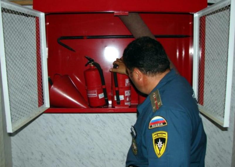 Пожарная инспекция проверила образовательные учреждения