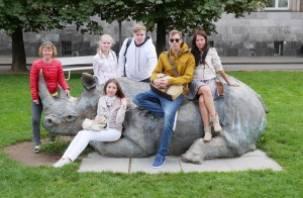 Смоляне — победители международного конкурса искусств побывали в Хагене