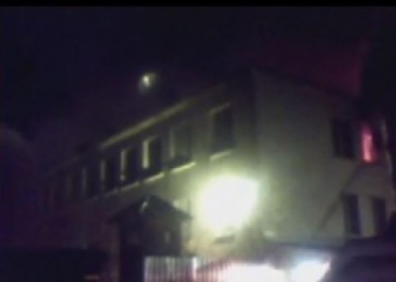 Пожар в Сафоновской исправительной колонии ликвидирован