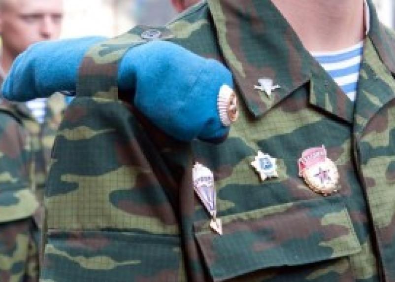 26-летний десантник-смолянин умер в день своего праздника