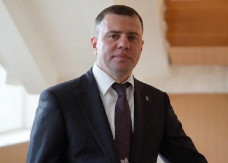 Константин Лазарев — на новой должности