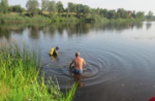 В Рославле утонул мужчина